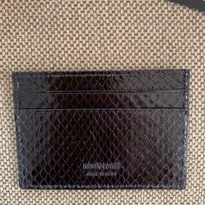 Other - Roberto Cavalli Men's Wallet